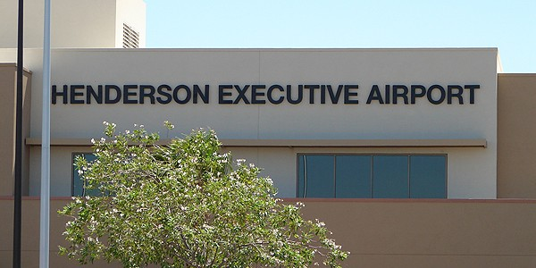 Henderson Airport